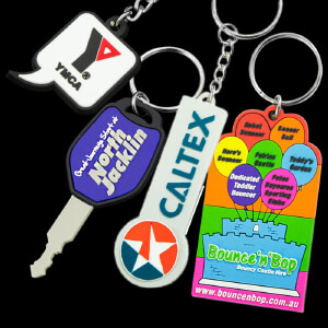 Custom printed metal pvc keyrings at low prices moulded pvc keyrings reheart Images