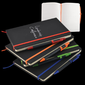 Leather Look Compendiums