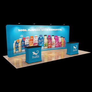 Stretch Tradeshow Displays