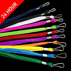 Stock Lanyards Overnight