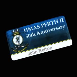 Branded Name Badges