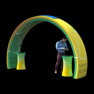 Stretch Archways
