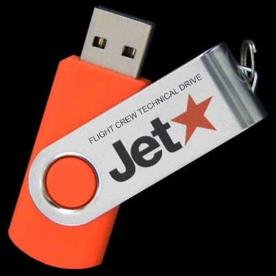 Plastic USB Drives