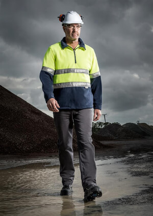 High Viz Fleece