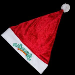 Custom Branded Santa Hats