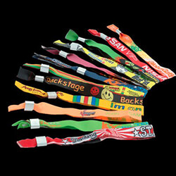 Woven Wristbands