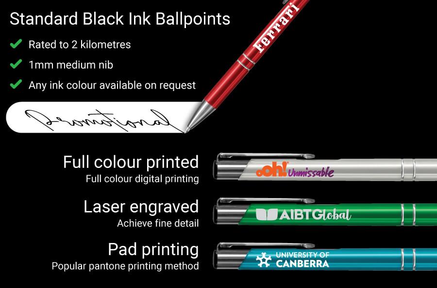 Pro Grip Pens