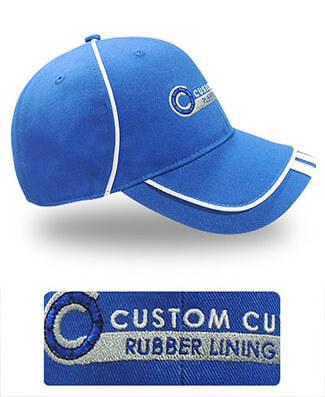 Custom Cut Caps