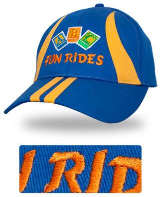 Fun Rides Caps