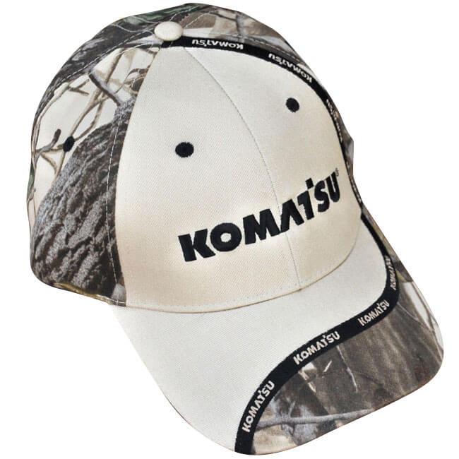 Komatsu Caps