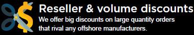 Resaller &amp Discount
