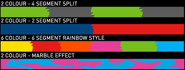Multi Colour Options