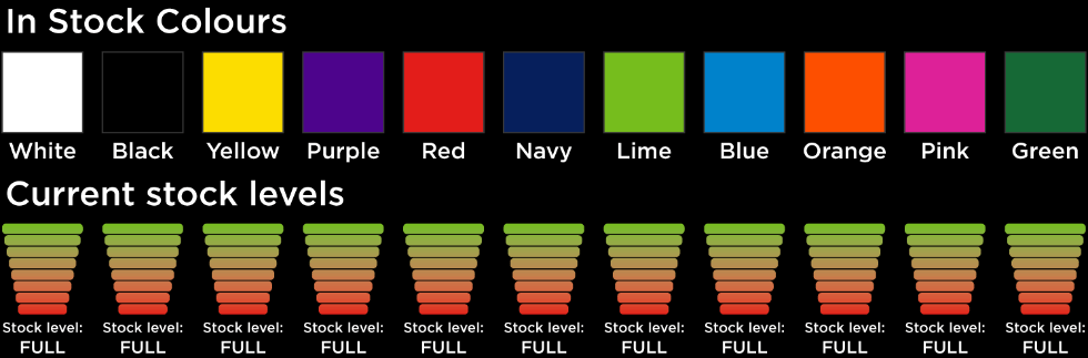 Stock Colours