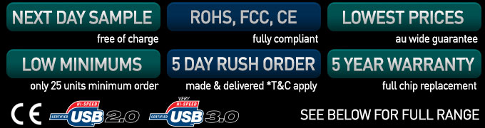 USB FCC CE ROHS