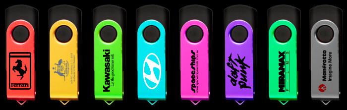 Swivel Colours